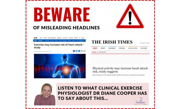 BEWARE OF MISLEADING HEADLINES