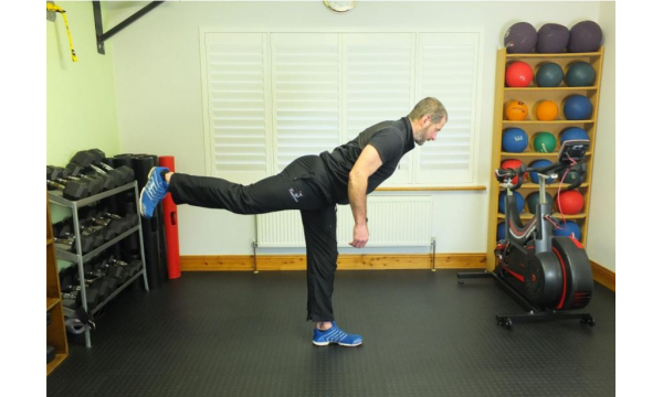 Laois Fit (week 7) - How to rehabilitate your injuries, aches and pains.