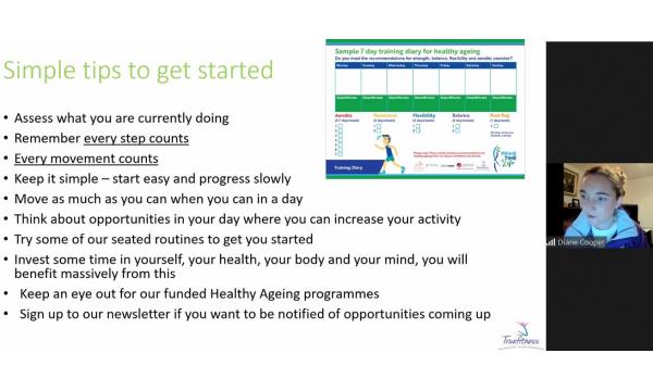Laois Wellness Week 1
