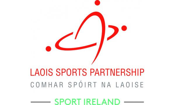 With Laois Sports Partnership
