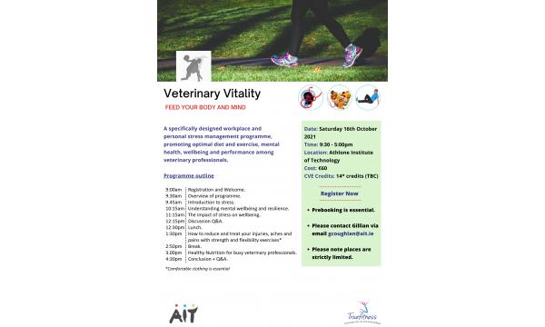 Veterinary Vitality Conference